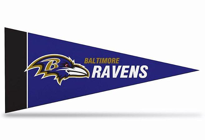 Flâmula NFL Baltimore Ravens