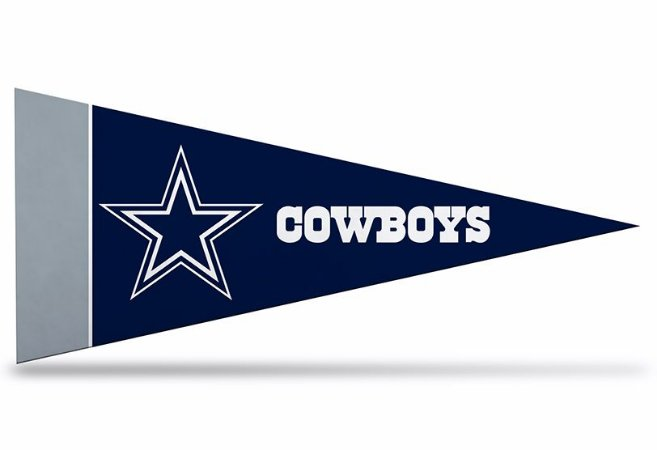 Flâmula NFL Dallas Cowboys