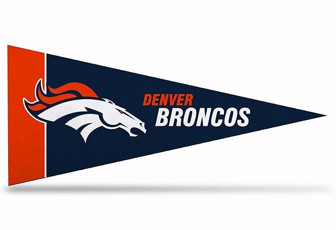 Flâmula NFL Denver Broncos