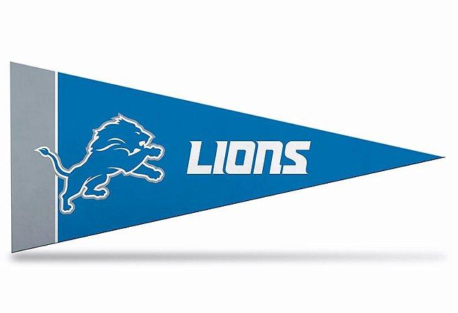 Flâmula NFL Detroit Lions