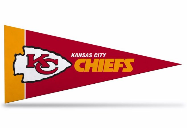 Flâmula NFL Kansas City Chiefs
