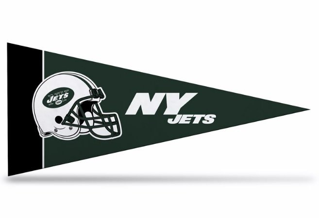 Flâmula NFL New York Jets