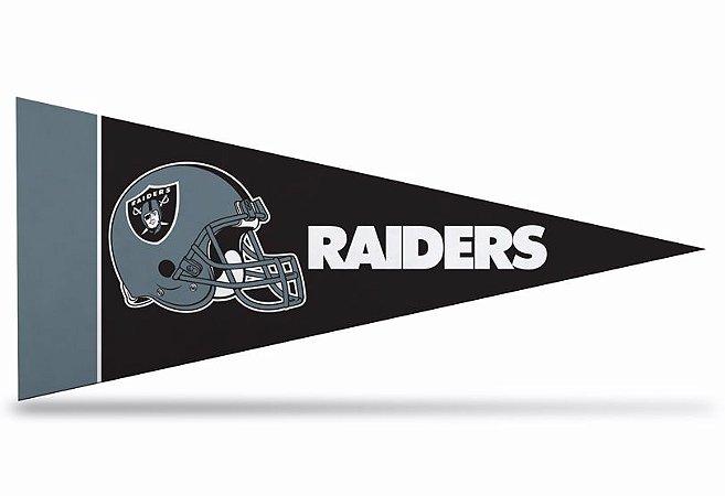 Flâmula NFL Oakland Raiders