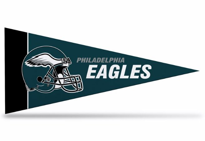Flâmula NFL Philadelphia Eagles