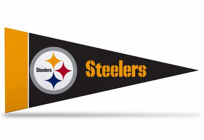 Flâmula NFL Pittsburgh Steelers