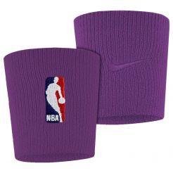 Munhequeira Nike NBA Wristband - Roxa