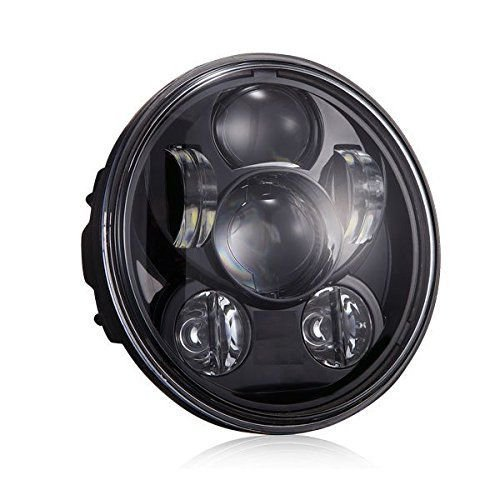 "Farol Principal LED Daymaker Projector LED Headlight 5 3/4"" para Harley Davidson Sportsters e Breakout"