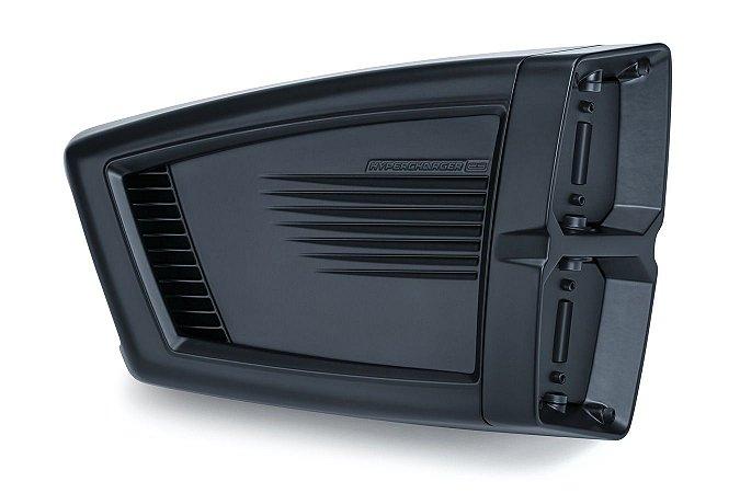 Kuryakyn Hypercharger ES Black 9351 Para Harley Sportster ano 2007 em diante