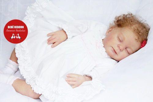 Bebê Reborn Menina Detalhes Reais Linda E Encantadora Princesinha Com Enxoval E Acessórios