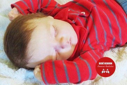 Bebê Reborn Menino Detalhes Reais Bebê Sofisticado Artesanal Com Chupeta E Lindo Enxoval