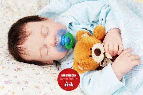 Bebê Reborn Menino Detalhes Reais De Um Bebê De Verdade Encantador E Muito Realista