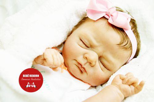 Boneca Bebê Reborn Menina Detalhes Reais Perfeita E Encantadora Um Verdadeiro Presente