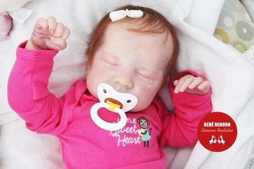 Bebê Reborn Menina Parece Um Bebê De Verdade Bebê Recém Nascida Lindíssima Com Enxoval