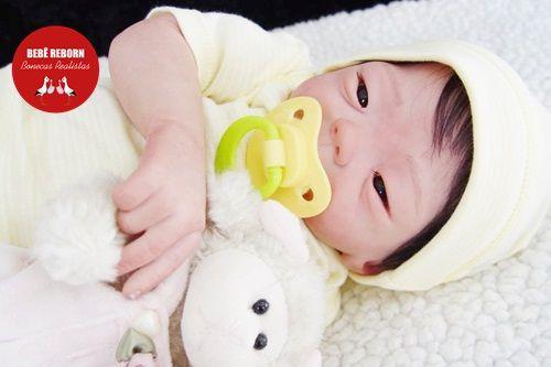 Bebê Reborn Menina Detalhes Reais Boneca Encantadora Com Acessórios E Um Lindo Enxoval