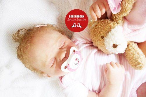 Bebê Reborn Menina Detalhes Reais Anjinha Linda E Delicada Com Enxoval Completo E Acessórios