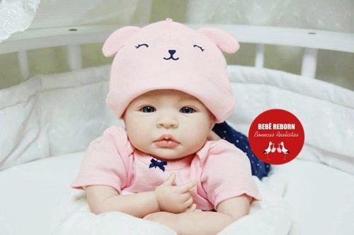 Bebê Reborn Menina Detalhes Reais De Um Bebê De Verdade Um Verdadeiro Presente Promoção