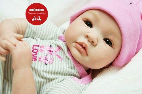 Boneca Bebê Reborn Menina Detalhes Reais Anjinha Linda E Maravilhosa Um Verdadeiro Presente