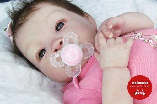 Bebê Reborn Menina Detalhes Reais Bebê Lindíssima Com Lindo Enxoval E Acessórios Promoção