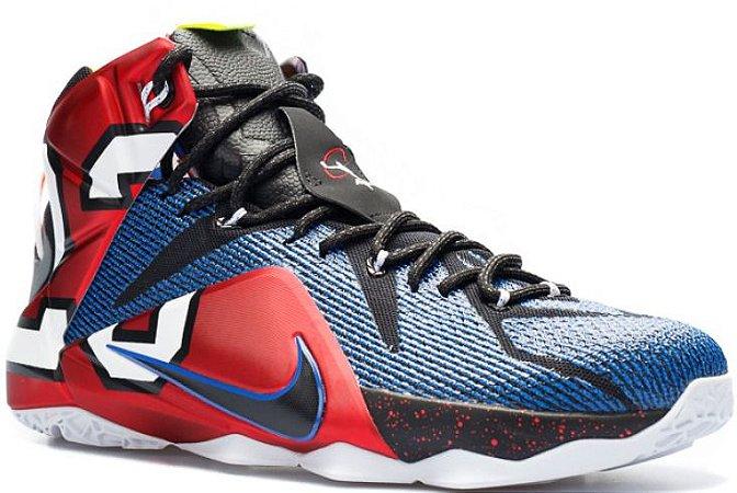 Nike Lebron Xll What The