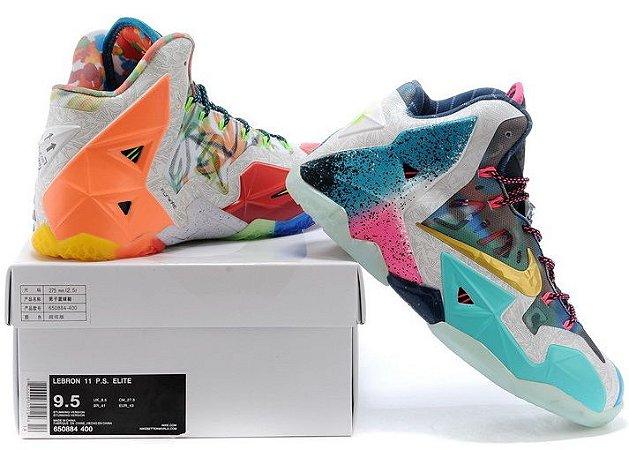 Tênis Nike Lebron Xl Elite