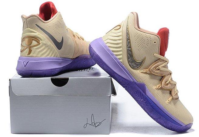 60f671aa279 Tênis Nike Kyrie 5 Ikhet Bege Original - Tênis acessórios roupas em ...