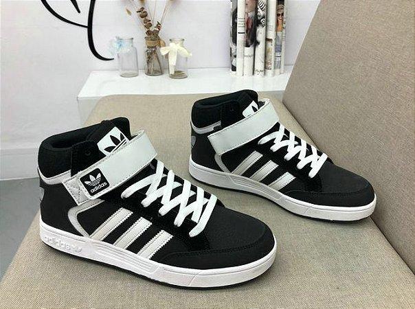 Tênis Adidas Mid 2,0 Preto e Branco