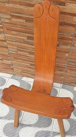 Cadeira Bacalhau - Peroba Rosa - Imperdível