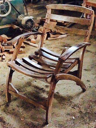 Cadeira Ripada - Super Preço