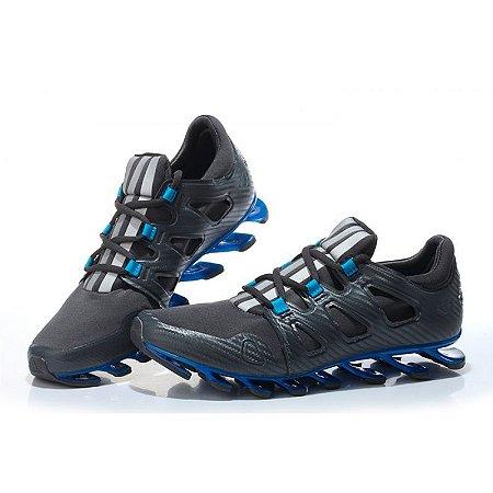 Tênis Adidas Springblade 6 Pro Shoes - Cinza Escuro