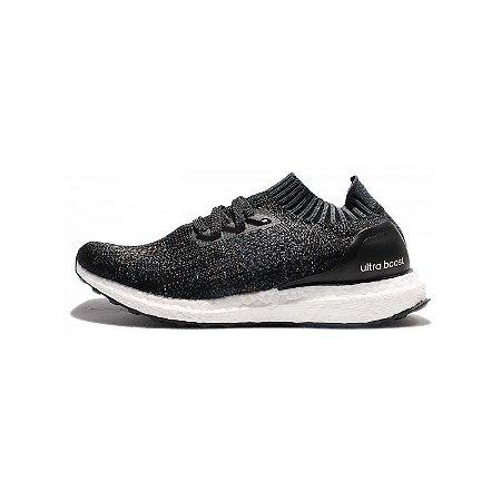 Tênis Adidas Ultraboost Uncaged - Cinza e Branco ec8875c5d7604