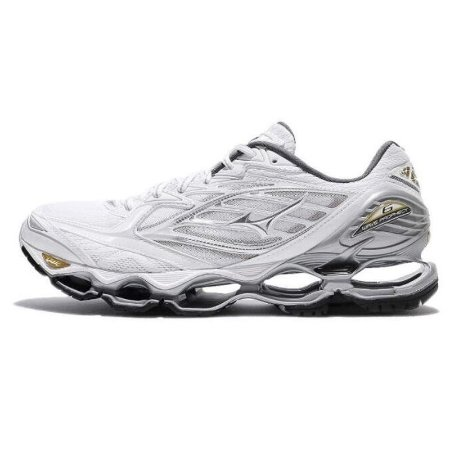 Tênis Mizuno Wave Prophecy 6 New - Branco