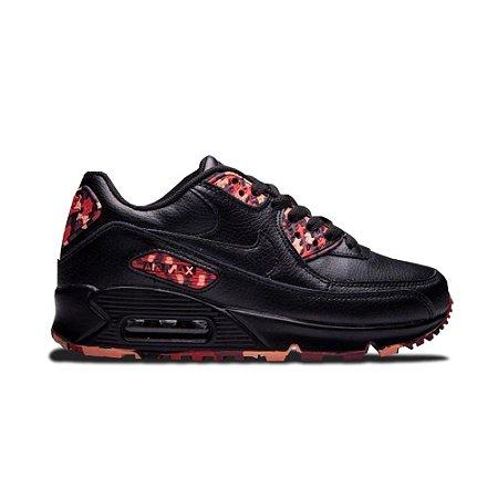 Tênis Nike Air Max 90 - London Preto