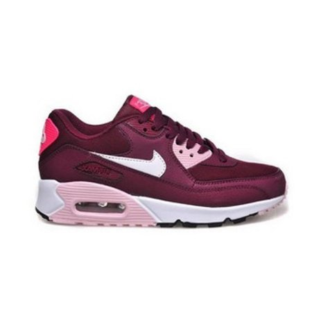 nike air max preto e rosa roxo