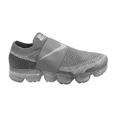 Tênis Nike VaporMax Flyknit MOC - Cinza