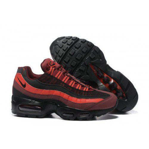 Tênis Nike Air Max 95 Vermelho e Preto