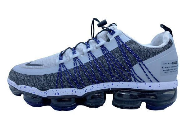 Tênis Nike VaporMax Utility Branco Cinza e Azul