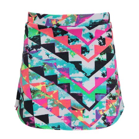 Shorts saia neon baby