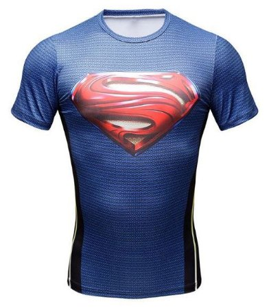 Camisa Superman Clássico