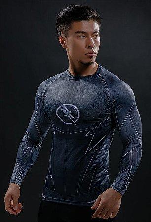 Camisa  Zoom compressão Manga Longa