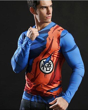 Goku Damage  Manga - Dragon Ball Super