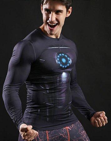 Homem de Ferro Black