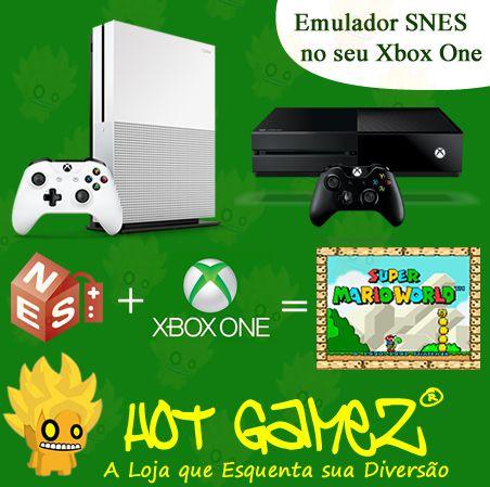 Emulador SNES Xbox One
