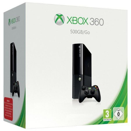 Xbox 360 Super Slim 500gb