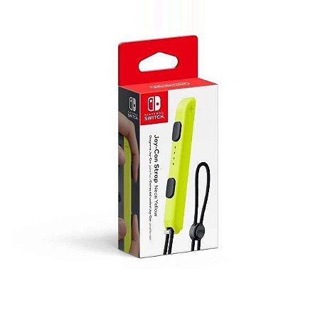 Nintendo Switch Strap Amarelo