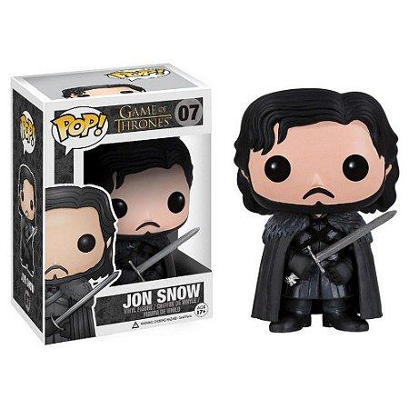 Funko Game of Thrones Jon Snow Pop! Vinyl Figure