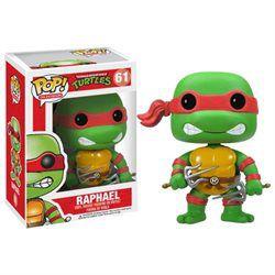 Funko 3343 POP TV TMNT Raphael Multi