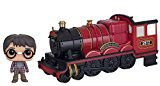 Funko POP Rides: Harry Potter - Hogwarts Express Engine with Harry Potter Action