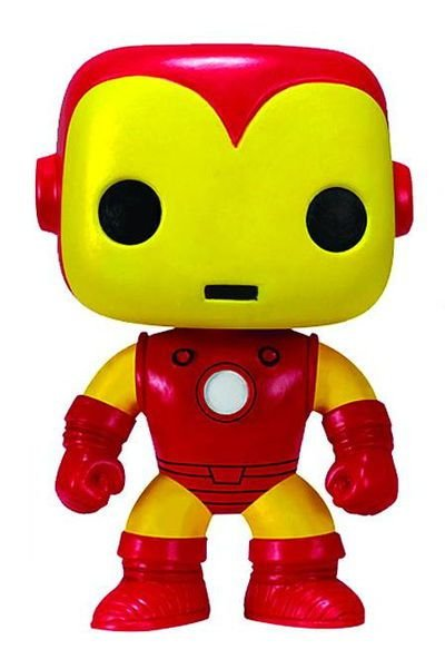 Funko POP! Marvel 4 Inch Vinyl Figure Iron Man