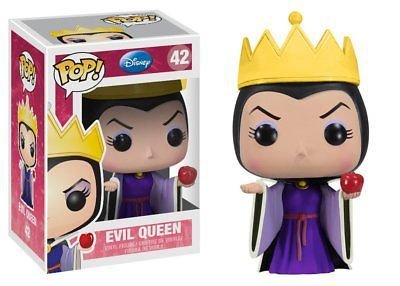 Funko POP Disney Series 4 Wicked Evil Queen Vinyl Figure