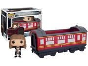 Funko POP Rides: Harry Potter - Hogwarts Express Train car with Hermione Granger